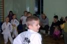 Egzamin Uczniowski TKD Przedszkolaków Nysa 08.11.2012r