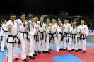 Intercontinental British Taekwon-do Campionships- Mecz Polska -Anglia